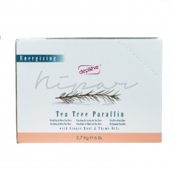 Paraffina al Tea Tree Oil  2.7 kg.