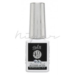 4D Top Coat No Cleanse 14 ml