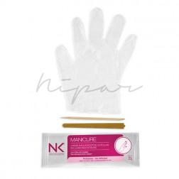 Brazilian Care NK Cosmetics Guanto Manicure