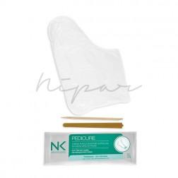 Brazilian Care NK Cosmetics Guanto Pedicure