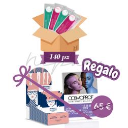140 pz Brazilian Care NK Manicure + Pedicure