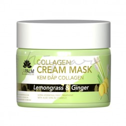 Crema burro al collagene Lemongrass & Ginger 340 gr