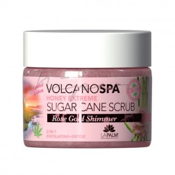 Volcano Spa Extreme Sugar Scrub Rose Gold 340 gr