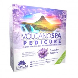 Volcano Spa Lavender Eruption