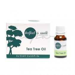 Tea Tree Oil – 6 X 15 ml.